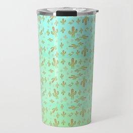 Cactus Boys Travel Mug