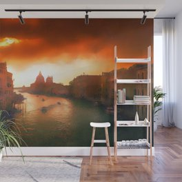 Inferno Is Coming Wall Mural