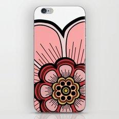 Flower 05 iPhone & iPod Skin