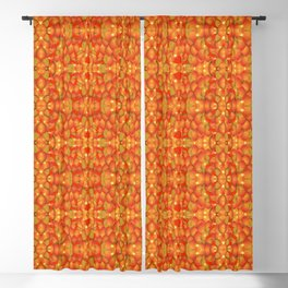 Sweater Weather (Pattern) Blackout Curtain