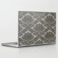 victorian Laptop & iPad Skins featuring Victorian by Tania Joy