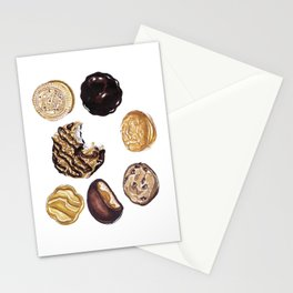 Girl Scout Cookies Stationery Cards