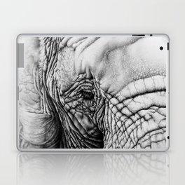 Elephant Pencil Drawing Laptop & iPad Skin