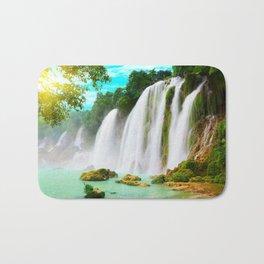 Detian Waterfall Bath Mat