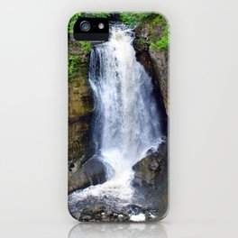 """""""Miners Falls"""" iPhone Case"""