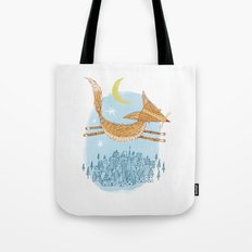 'Flying Fox' Tote Bag
