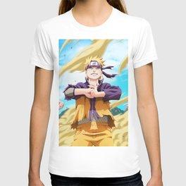 Naruto & Sakura & Saske T-shirt