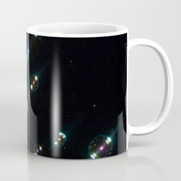 Black is all colors mixed into one Coffee Mug