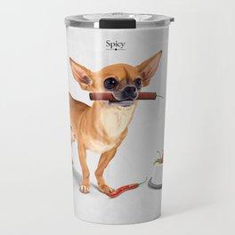 Spicy Travel Mug
