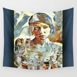 Laundry Wall Tapestry