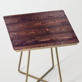 Hard Knock Western Side Table