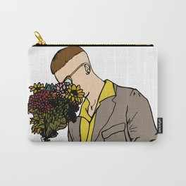 Gus Dapperton Flowers Carry-All Pouch