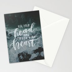 Head x Heart Stationery Cards