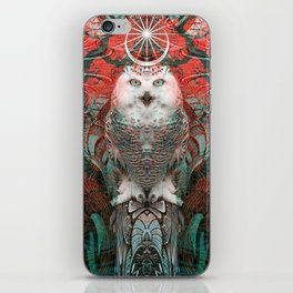 The Owls are Beautiful iPhone Skin