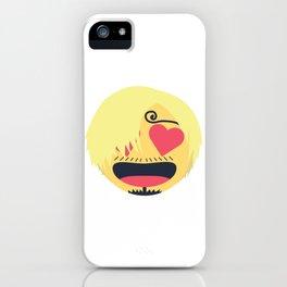 Sanji Emoji Design iPhone Case