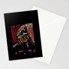 Laughing In The Dark Stationery Cards