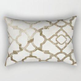 Moroccan Gold IV Rectangular Pillow
