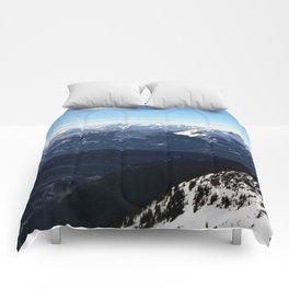 Crispy light air up here Comforters