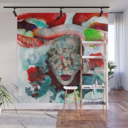Now You Can See Me Wall Mural