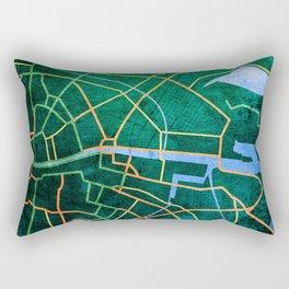 Eastward Rectangular Pillow