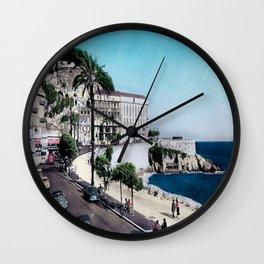 1950's Vintage Nice France Wall Clock