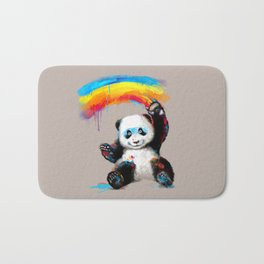 Giant Painter Bath Mat