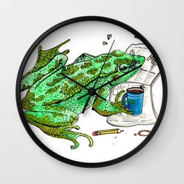Gaylord's Weekly Challenge Wall Clock