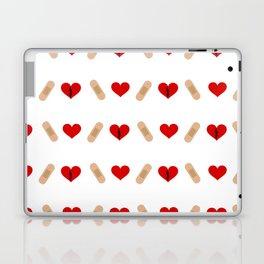 Heart Breaker Laptop & iPad Skin