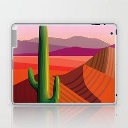 Phoenix Arizona Travel Poster Laptop & iPad Skin