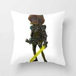 BRNK1314 Throw Pillow