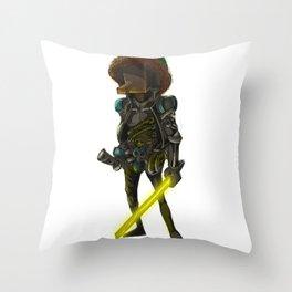 BRNK1314 Throw Pillow