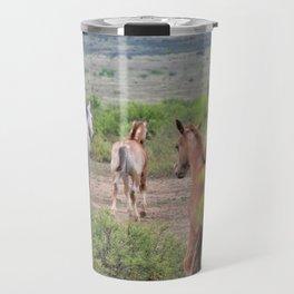 Band of Horses Travel Mug