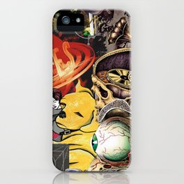Then The Devil Is 6 iPhone Case