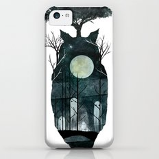March of the Forest Spirits iPhone 5c Slim Case