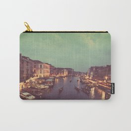 Pretty Lights in Venice  Carry-All Pouch