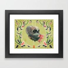 Sashimi Framed Art Print