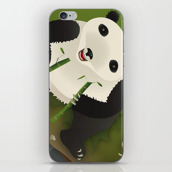 pppanda! iPhone & iPod Skin
