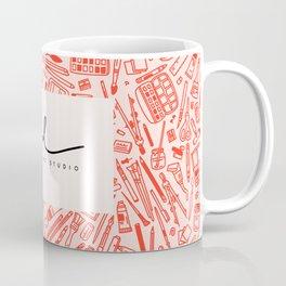 anvil art studio Coffee Mug