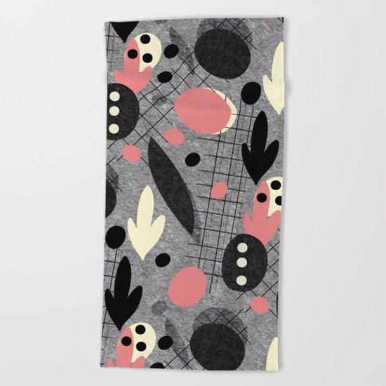 CONCRETE MEMPHIS II Beach Towel