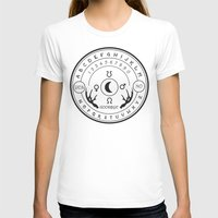 ouija T-shirts featuring Ouija by ANOMIC DESIGNS