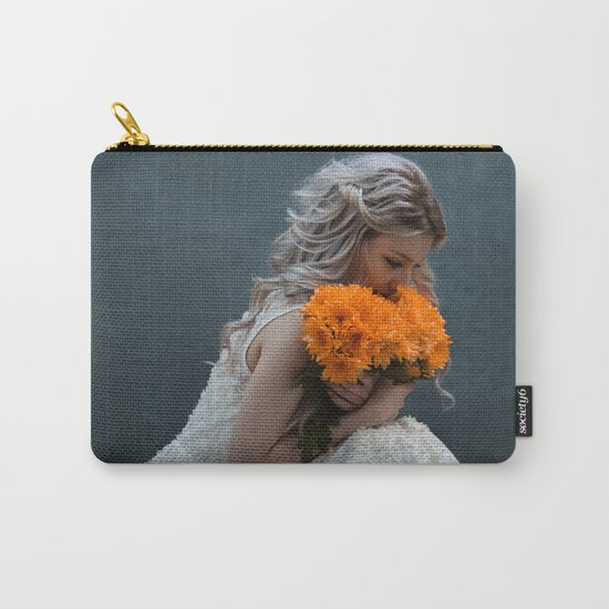 Flower morning Carry-All Pouch