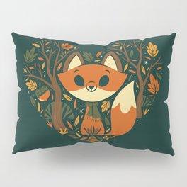 Foxy Heart Pillow Sham