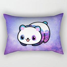 Kawaii Galactic Mighty Panda Rectangular Pillow
