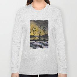 Forever lonely trees (The Danish Girl interpretation) Long Sleeve T-shirt