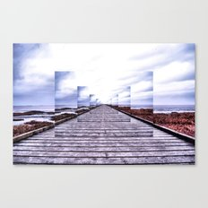Lytham Feedback Canvas Print
