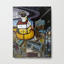 The Ark Metal Print