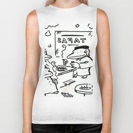 Tapas Bar Apes Biker Tank