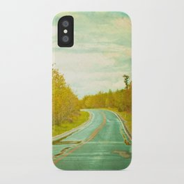 Setting Forth iPhone Case