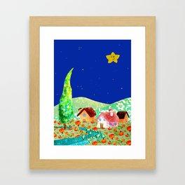 Rio Bo Framed Art Print