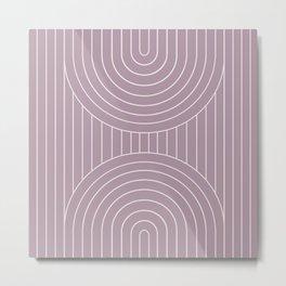 Arch Symmetry XVIII Metal Print